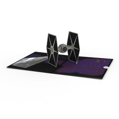 TIE Fighter™ Pop up Card greeting card -  Lovepop