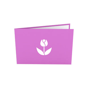 Tulip Bouquet Gift Card