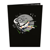 X-wing Starfighter™                                                          birthday                                                     pop up card - thumbnail