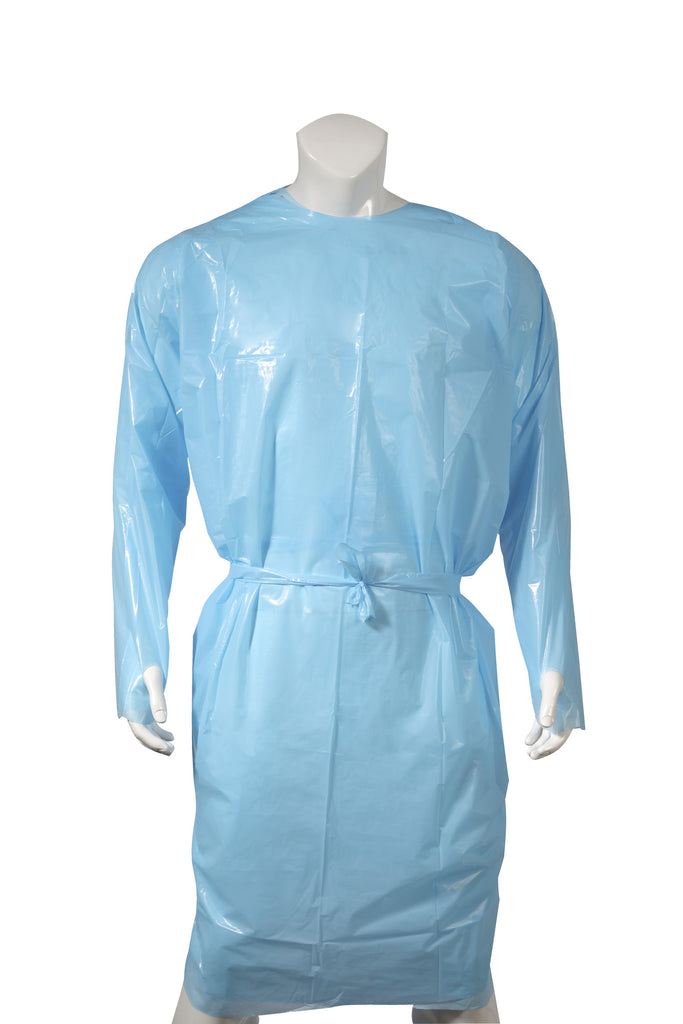 Polyethylene film, non-surgical isolation gown (80pcs) | FREE SHIPPING             pop up card