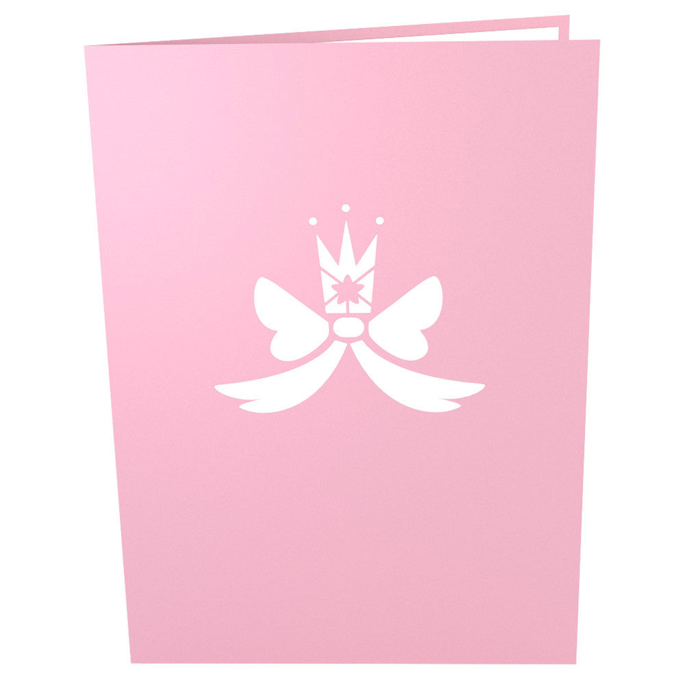 Fairy Godmother birthday pop up card
