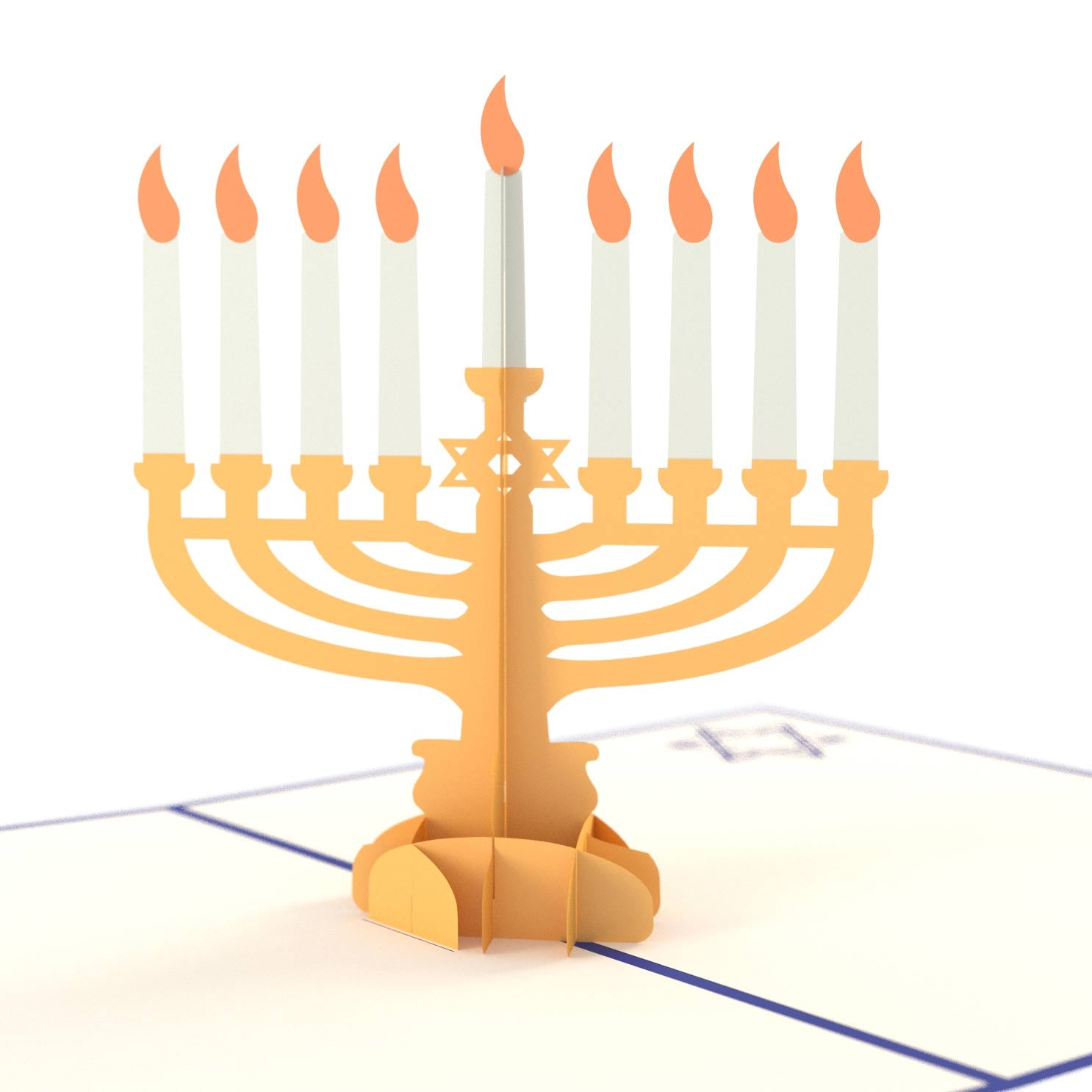 Chanukah Card Vatozozdevelopment