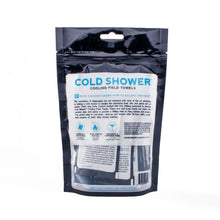 Load image into Gallery viewer, Duke Cannon Cold Shower Cooling Field Towels (15 Pack)