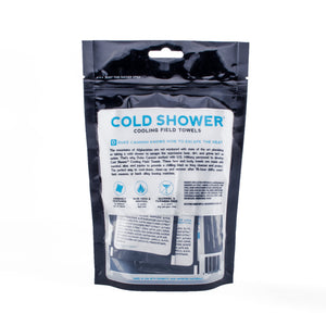 Duke Cannon Cold Shower Cooling Field Towels (15 Pack)