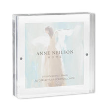 Load image into Gallery viewer, Anne Neilson Acrylic Scripture Card Frame