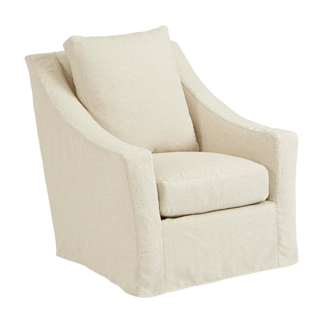 Slipcovered Accent Chair - The Causeway
