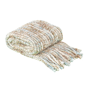 Chunny Throw Blanket - Mist
