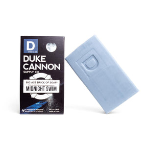 Duke Cannon Big Ass Brick of Soap: Midnight Swim