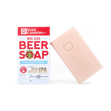 Load image into Gallery viewer, Duke Cannon Big Ass Beer Soap: Fresh Squeezed IPA