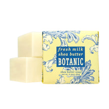 Load image into Gallery viewer, Greenwich Bay Shea Butter Soap - Fresh Milk Botanic