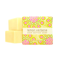 Load image into Gallery viewer, Greenwich Bay Shea Butter Soap - Lemon Verbena