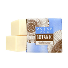 Load image into Gallery viewer, Greenwich Bay Shea Butter Soap - Ocean Pür Botanic