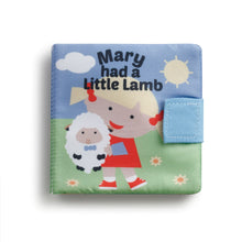 Load image into Gallery viewer, Puppet Book - Mary Had a Little Lamb