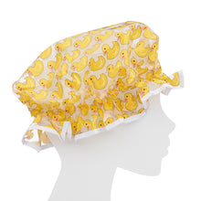 Load image into Gallery viewer, Shower Cap - Rubber Ducks