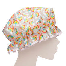 Load image into Gallery viewer, Shower Cap - Rainbows