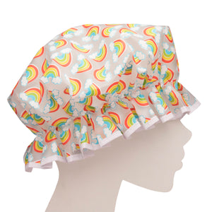 Shower Cap - Rainbows