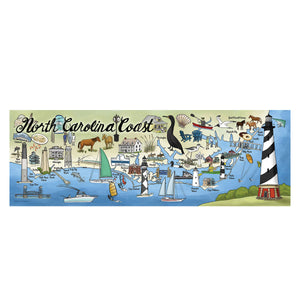 Jigsaw Puzzle - North Carolina Coast