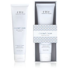 Load image into Gallery viewer, FarmHouse Fresh Coconut Cream Shea Butter Hand Cream