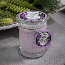 Load image into Gallery viewer, Bedrock Tree Farm Soy Candle - Lavender