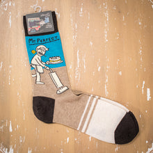 Load image into Gallery viewer, Blue Q Socks - Mr. Perfect