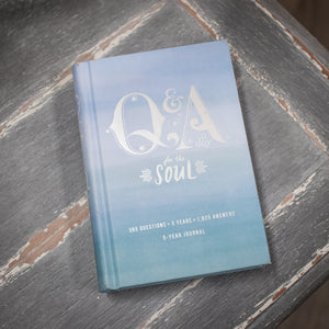 """Q&A a Day for the Soul"" Book"