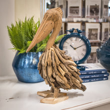 Load image into Gallery viewer, Driftwood Pelican