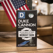 Load image into Gallery viewer, Duke Cannon Big Ass Brick of Soap: Midnight Swim