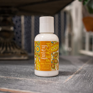 Greenwich Bay Mini Lotion - Juicy Peach