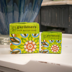 Greenwich Bay Shea Butter Soap - Gardeners