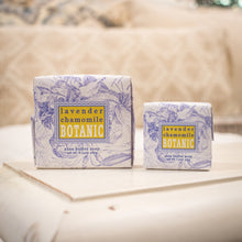 Load image into Gallery viewer, Greenwich Bay Shea Butter Soap - Lavender Chamomile Botanic