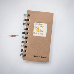 Mini Journal - Out of the Mouths of Babes