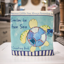Load image into Gallery viewer, Mommy & Me Activity Book - Swim in the Sea
