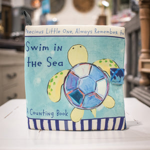 Mommy & Me Activity Book - Swim in the Sea