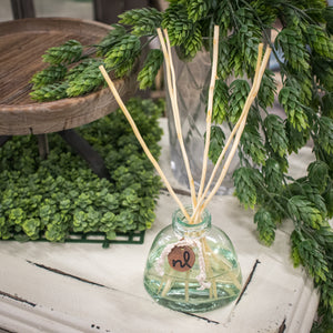 Northern Lights Windward Reed Diffuser - Cypress & Sea