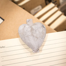 Load image into Gallery viewer, Wooden Heart Clip