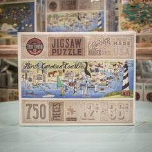 Load image into Gallery viewer, Jigsaw Puzzle - North Carolina Coast