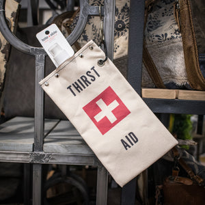 tote+able Canvas Canteen - Thirst Aid