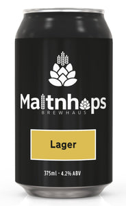Lager- Maltnhops Brewhaus