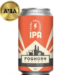Young Americans IPA - Foghorn Brewhouse