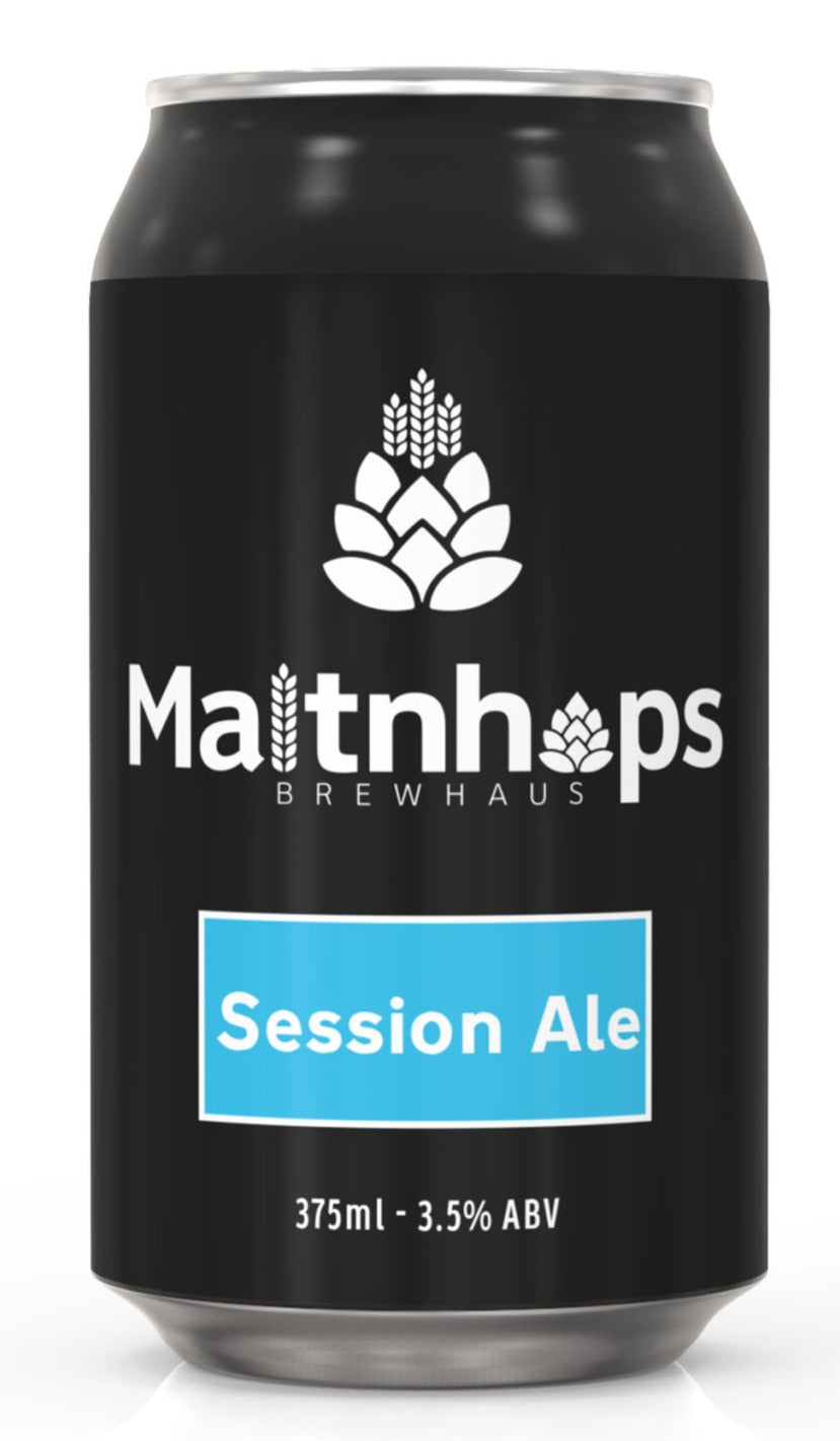 Session Ale - Maltnhops Brewhaus