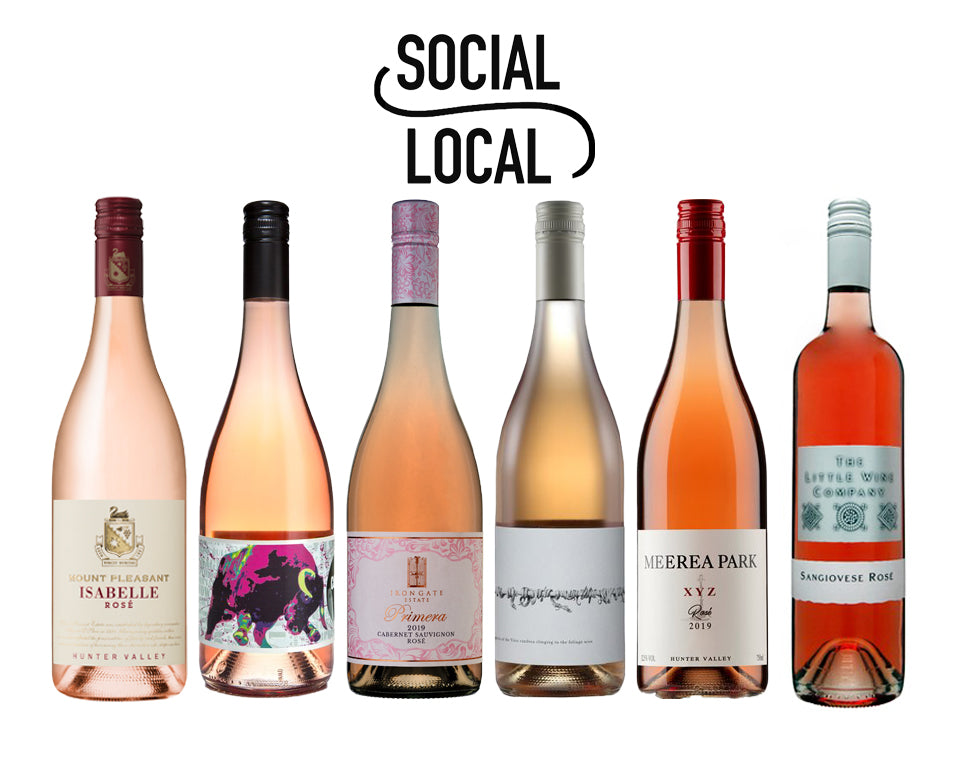 Local Picks Rosé Lovers