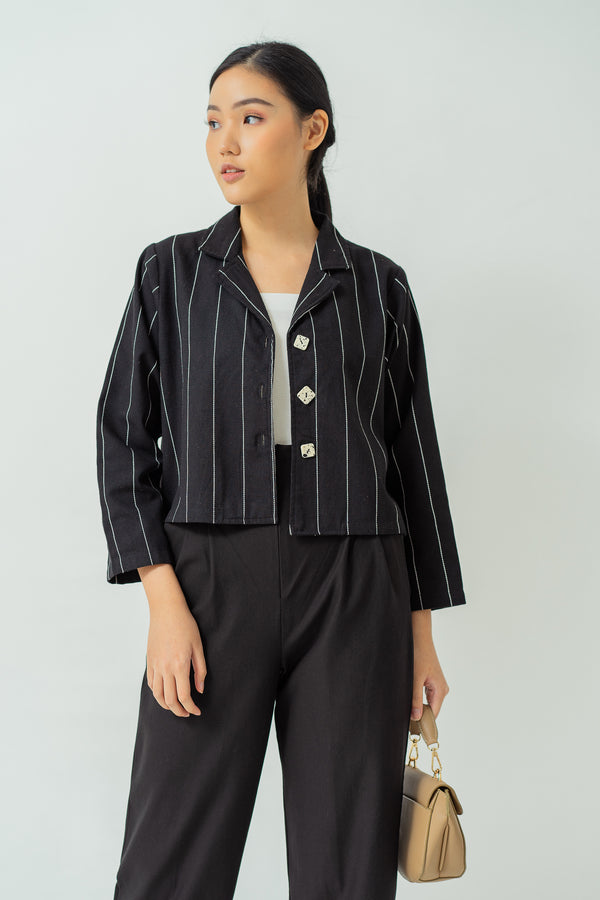 Marion Outer Black