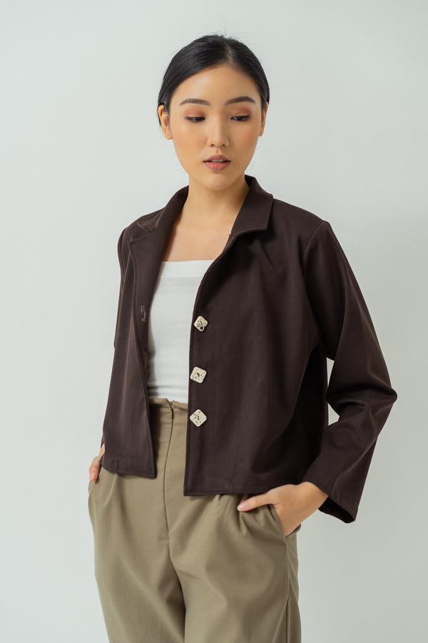 Marion Outer Chocolate