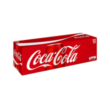 Load image into Gallery viewer, Coke 12 Pack Cans