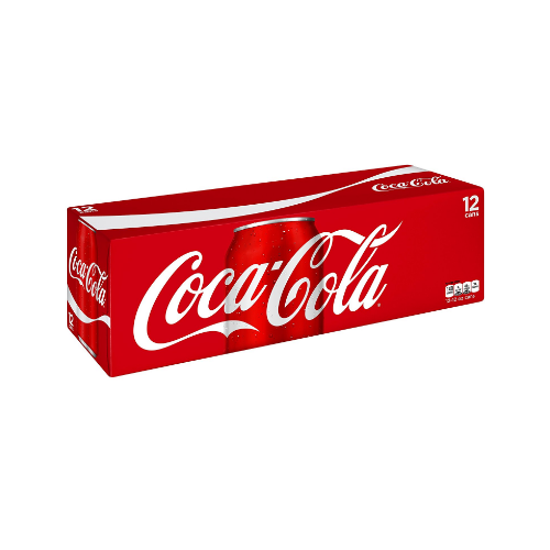 Coke 12 Pack Cans