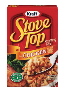 Stove Top Chicken Stuffing