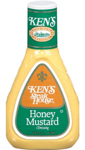 Load image into Gallery viewer, Ken's Steak House Honey Mustard Dressing