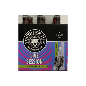 Southern Tier Live Session Pale Ale 6 Pack Beer