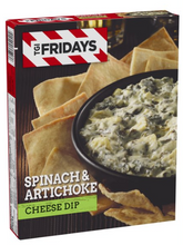 Load image into Gallery viewer, TGI Fridays Spinach & Artichoke Cheese Dip