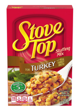 Load image into Gallery viewer, Stove Top Turkey Stuffing